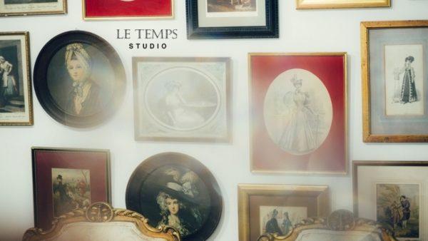韓国フォトウェディングのスタジオを再現!!Studio Le Temps(大阪・堀江)のスタジオセットをご紹介。