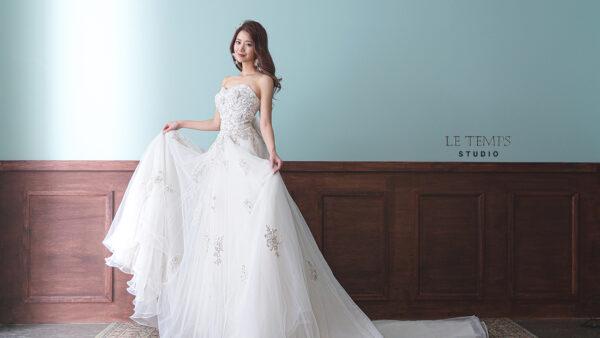 【お知らせ】韓国で流行のデザイン♡新作ドレス入荷いたしました!!